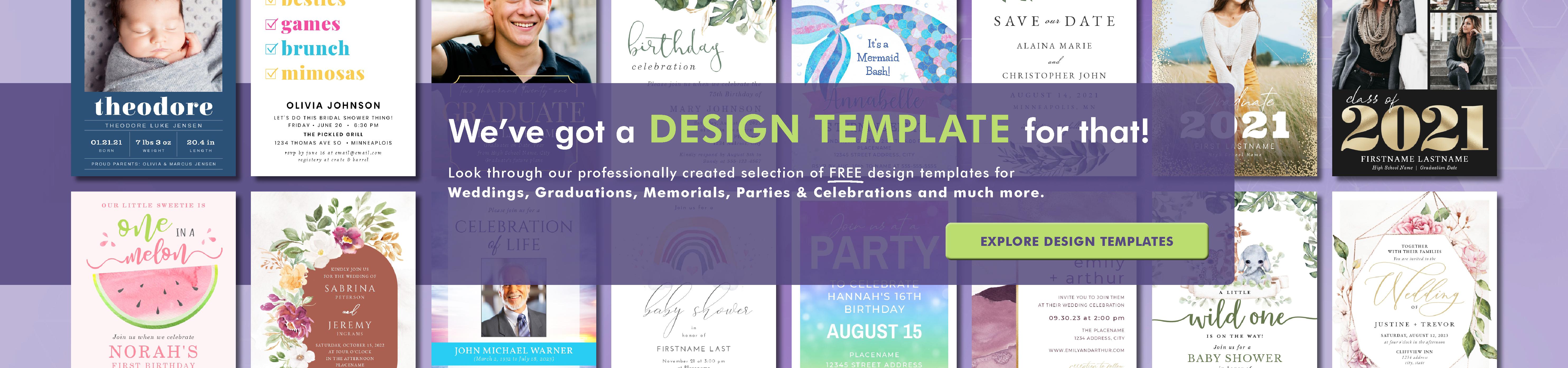 Design Templates V3