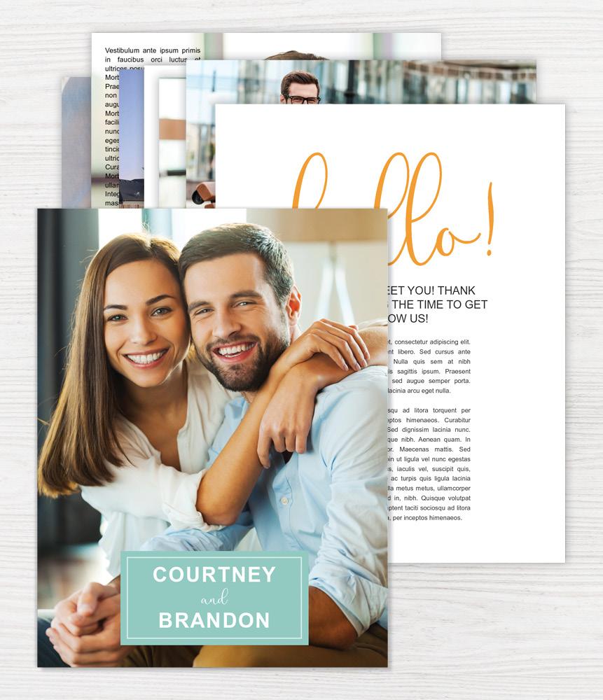 Adoption Profile Unbound Single Pages